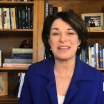 Sen. Amy Klobuchar on Her Husband's COVID-19 Recovery—And Whether She's Talked to Joe Biden About Joining His Ticket