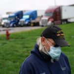 A US truck-stop giant is furloughing 2,900 workers as the coronavirus continues to clobber the trucking industry