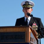 Top Navy officer wants coronavirus email captain returned to his ship