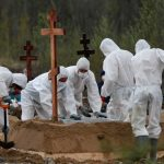 Moscow says it ascribed over 60% of coronavirus deaths in April to other causes