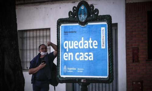 Argentina's Covid-19 response has been the opposite of Brazil's