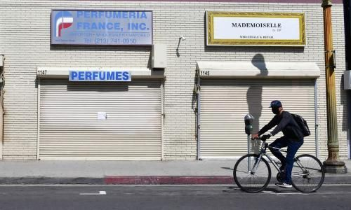 California eases Covid-19 restrictions, allowing some businesses to reopen