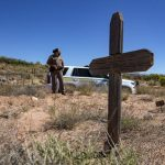 She's patrolled the Navajo Nation for nearly 20 years. Nothing prepared her for the COVID-19 outbreak