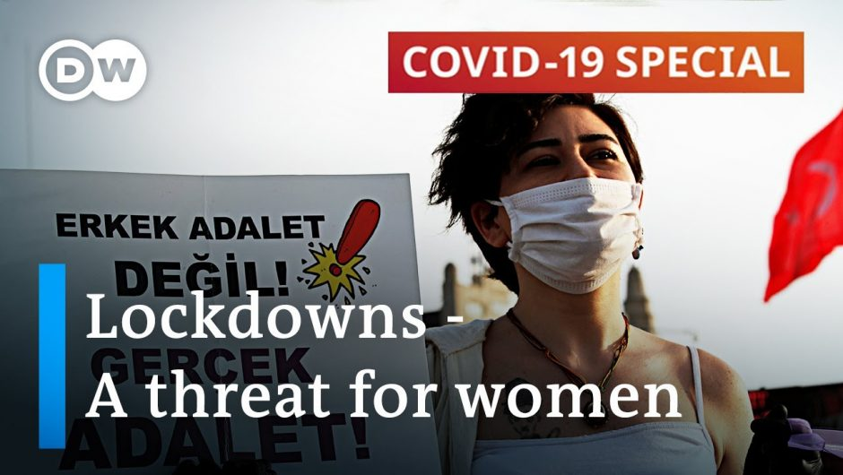 How women are affected by corona lockdowns   COVID-19 Special