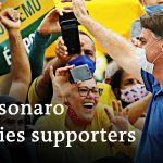India extends lockdown +++ Bolsonaro rallies supporters in Brazil | Coronavirus Update