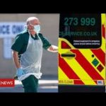 Coronavirus deaths in UK at lowest level since lockdown began in March – BBC News