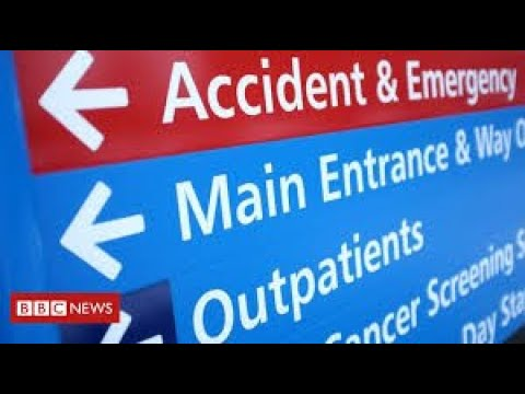 Coronavirus:  fears for thousands of people avoiding hospital  – BBC News