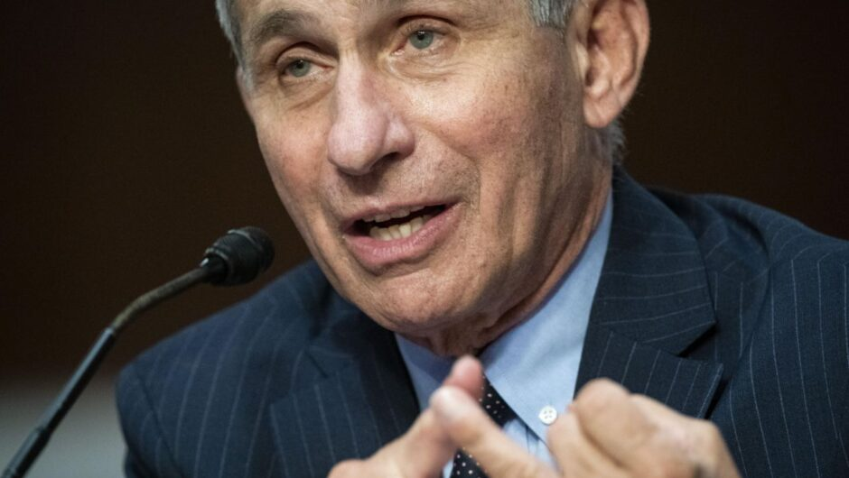 Fauci warns U.S. could see 100,000 new coronavirus cases per day