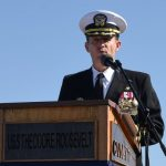 In reversal, Navy won't reinstate captain of coronavirus-hit aircraft carrier