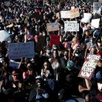 Protests could cause catastrophic setback for controlling coronavirus, experts say
