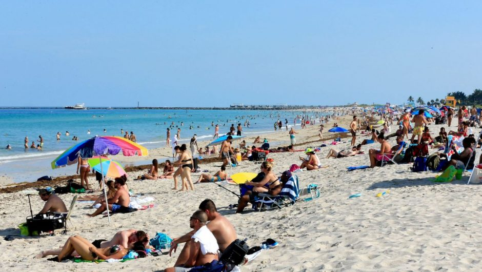 New coronavirus hot spots can be traced back to Memorial Day, experts say