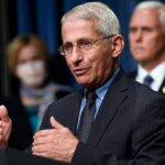 Fauci explains why he won't be getting on a plane right now amid COVID-19