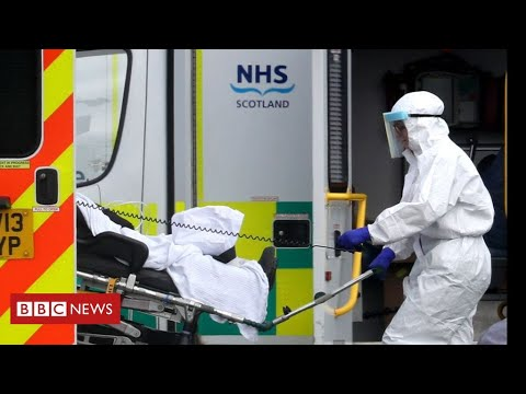 Coronavirus:  deaths surge above 26,000 in new official figures – BBC News