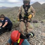 Migrant rescues in Arizona desert exceed 2019 total despite COVID-19 pandemic