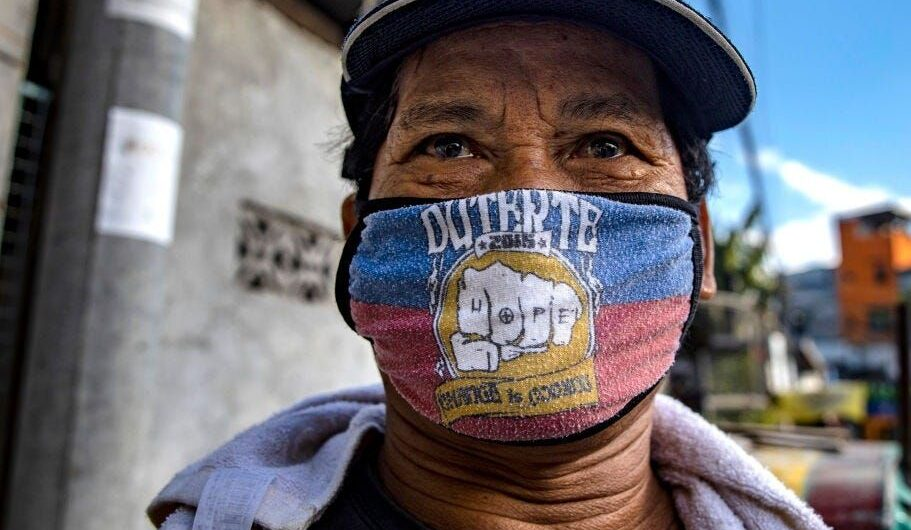 Philippines' police have arrested 76,000 people for breaching lockdown as Duterte wages war on COVID-19 just like his war on drugs