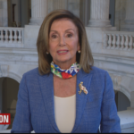 "Pelosi says Congress ""can't go home without"" a deal on coronavirus relief package"