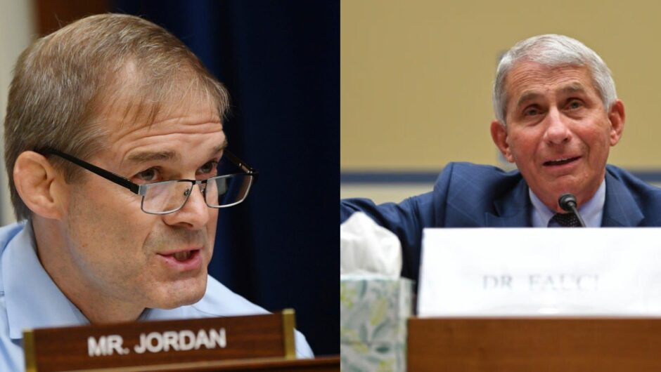 Fauci and Rep. Jim Jordan clash over police-brutality protests at House coronavirus hearing