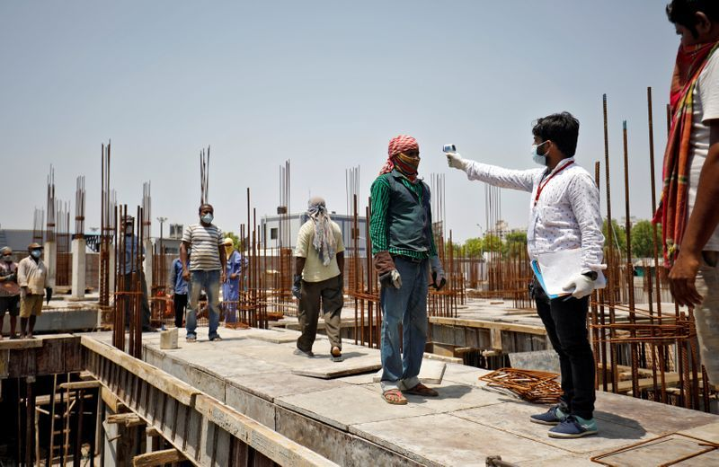 Other deaths spike in Indian city ravaged by coronavirus
