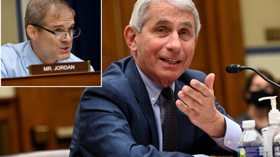 Rep. Jim Jordan grills Dr. Fauci on protests and COVID-19