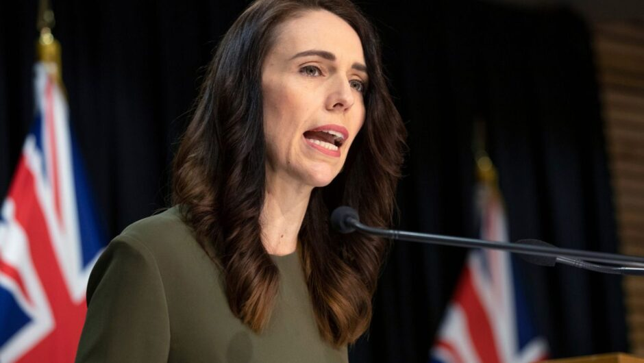 Trump slams New Zealand's 'big surge' of 13 COVID-19 cases. More than 400 US counties reported more than that in a day
