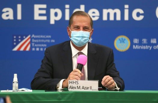 Health secretary says US would only share coronavirus vaccine once 'needs of Americans' are met