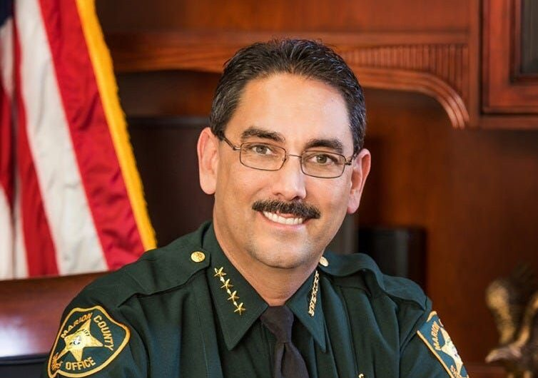 A Florida sheriff banned his deputies from wearing face masks the same day the county saw its highest number of COVID-19 deaths