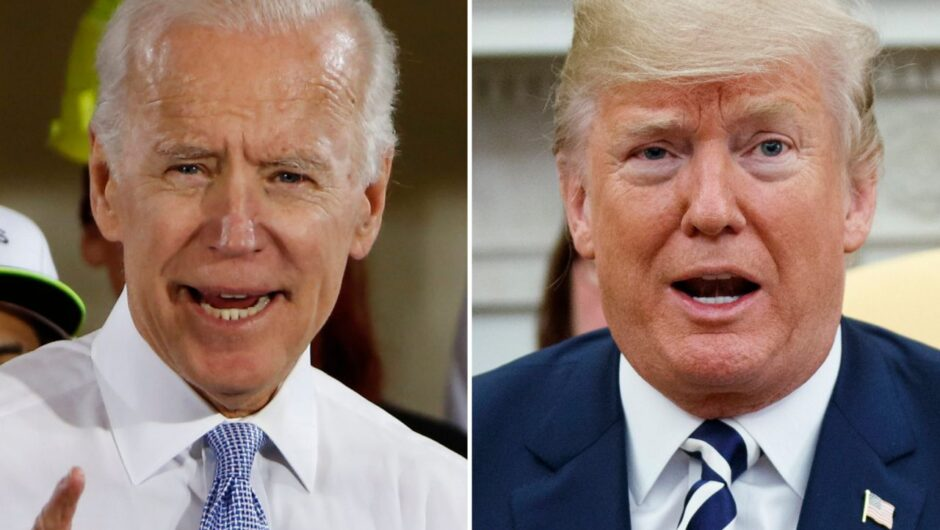 A majority of Americans see Biden as more empathetic to those with COVID-19 than Trump, survey finds