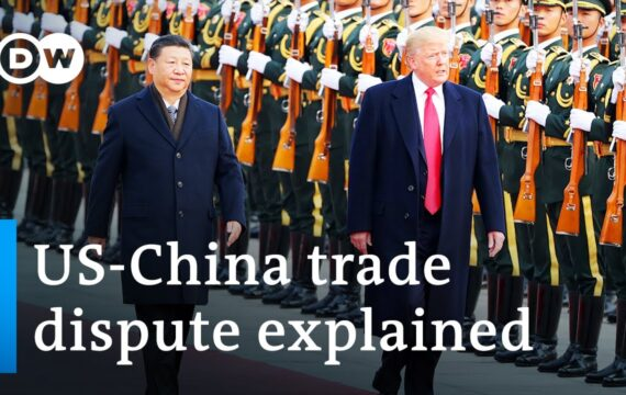 The real winners (and losers) of the US-China trade dispute | DW explainer
