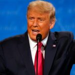Trump debate quote about 'fault' for US COVID-19 outbreak taken out of context