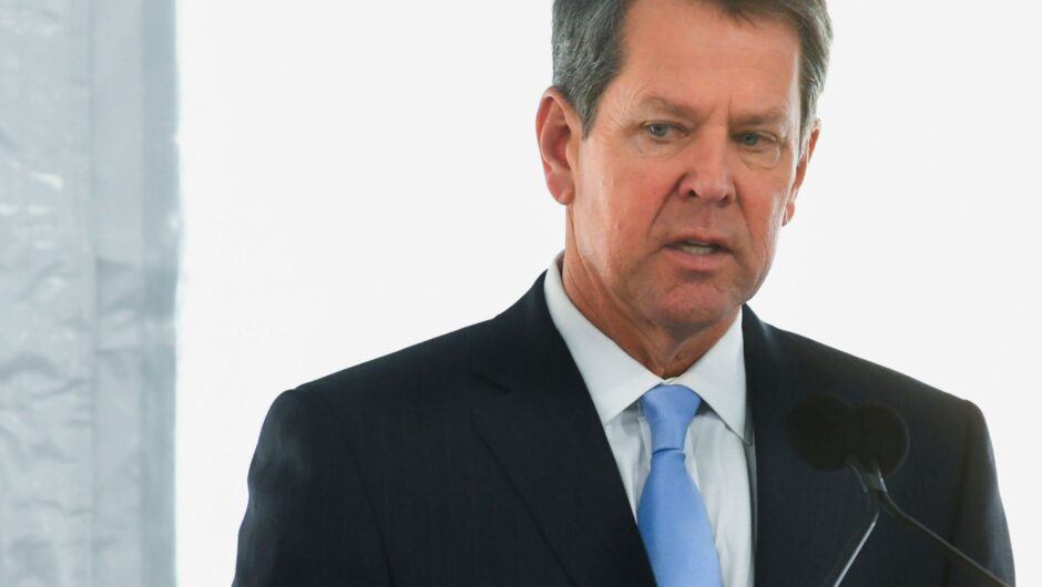 Georgia Gov. Brian Kemp tests negative for COVID-19 but is quarantining following exposure to the virus