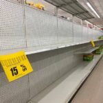 Grocery stores prepare for shoppers to stockpile ahead of another coronavirus wave