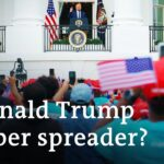 Is Trump putting his supporters at risk for COVID? | DW News
