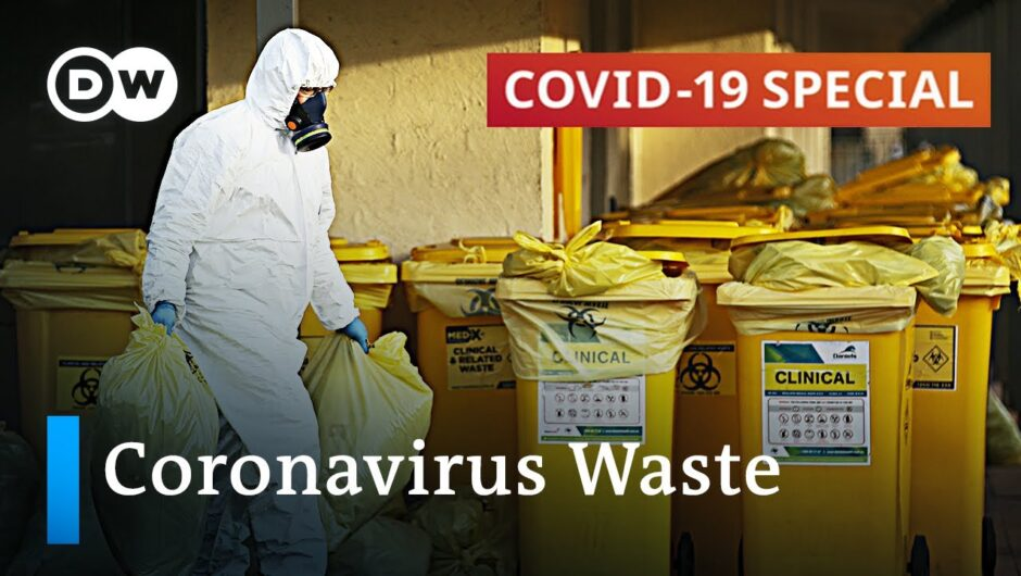 Coronavirus and the environment: Reduced pollution, increase in plastic waste   COVID-19 Special