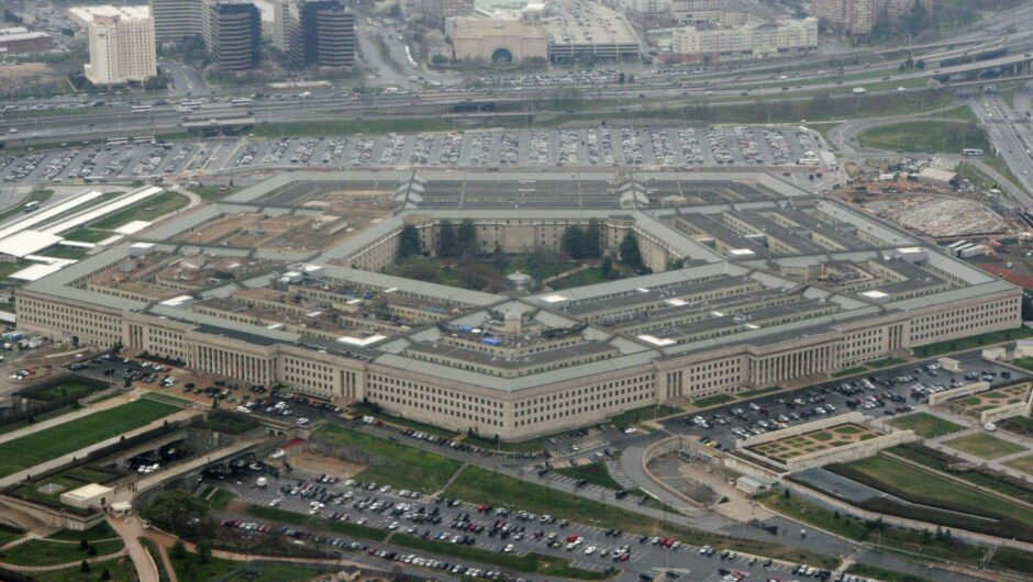 Top Pentagon official tests positive for coronavirus