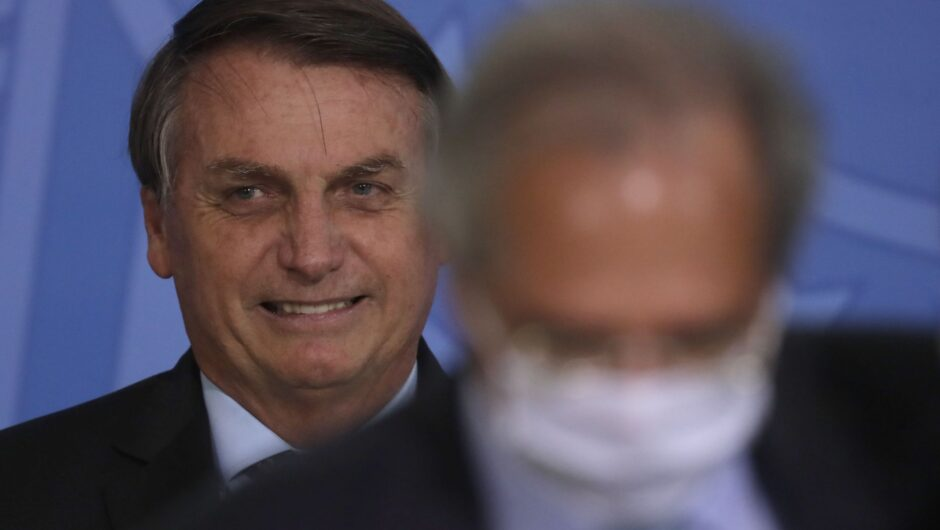 Brazil's Bolsonaro rejects COVID-19 shot, calls masks taboo