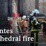 French police arrest suspect over Nantes cathedral fire | DW News