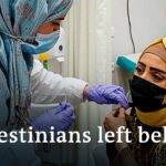 Are Palestinians left out of Israel's vaccination drive? | DW News