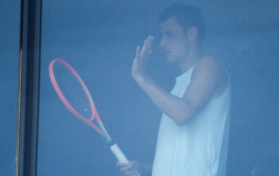 Tennis stars forced to quarantine ahead of Australian Open after positive Covid-19 tests