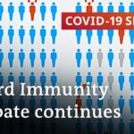 Experts argue about herd immunity as a strategy in the fight against coronavirus | COVID-19 Special