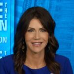 South Dakota Governor Kristi Noem defends hands-off approach to COVID-19