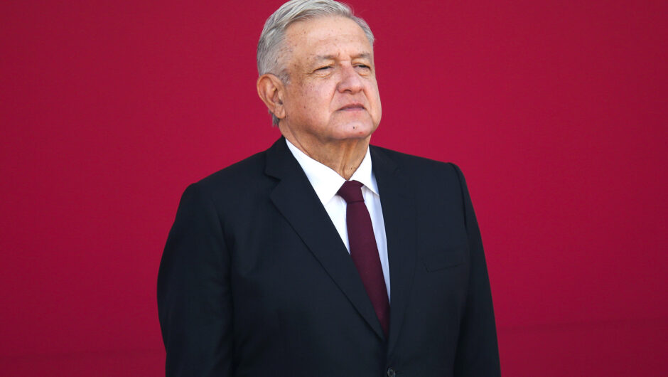 Mexican president says country faring better than US on COVID-19