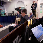 White House imposes COVID-19 testing fee on reporters