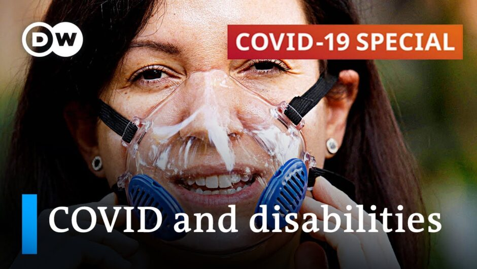 How the COVID pandemic exacerbated vulnerabilities for people with disabilities   COVID-19 Special