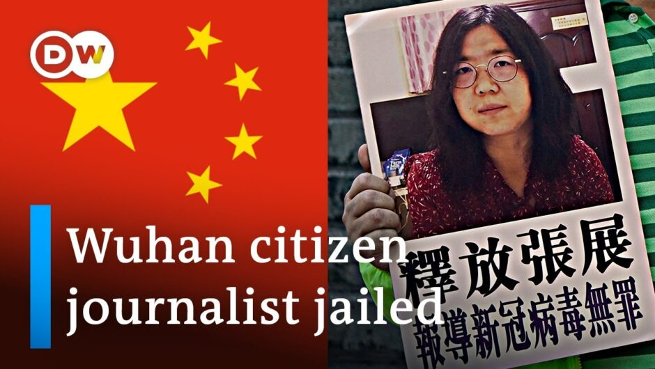 China jails citizen journalist over Wuhan videos | DW News