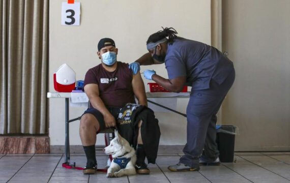 Are herd immunity and the California coronavirus variant preventing a West Coast spring surge?