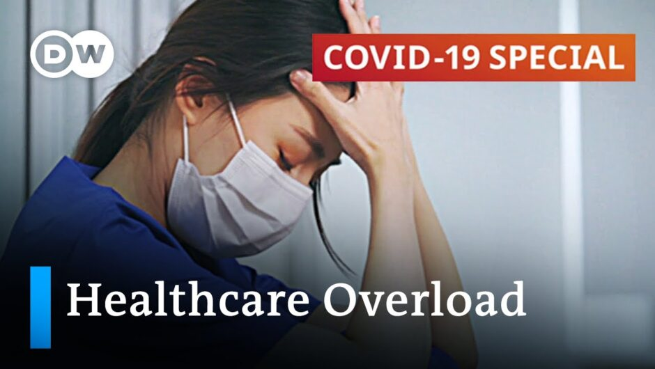 The coronavirus pandemic's long-term impact on healthcare systems | COVID-19 Special
