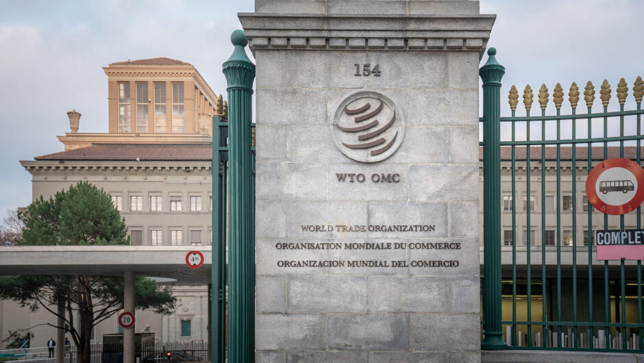WTO panel considers easing protections on COVID-19 vaccines
