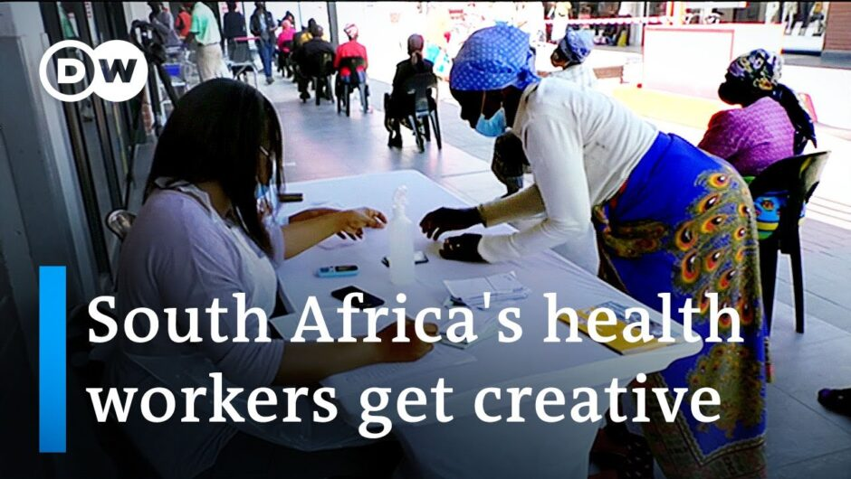 South Africa battles to get adults vaccinated against COVID-19 | DW News