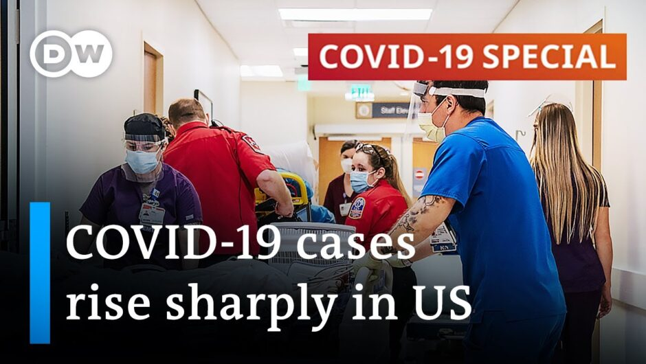 COVID-19: How can the US contain the current rate of infection | COVID-19 Special